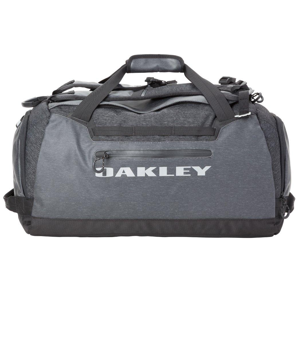 Oakley Men S Voyage Duffel Bag At Swimoutlet Free Shipping