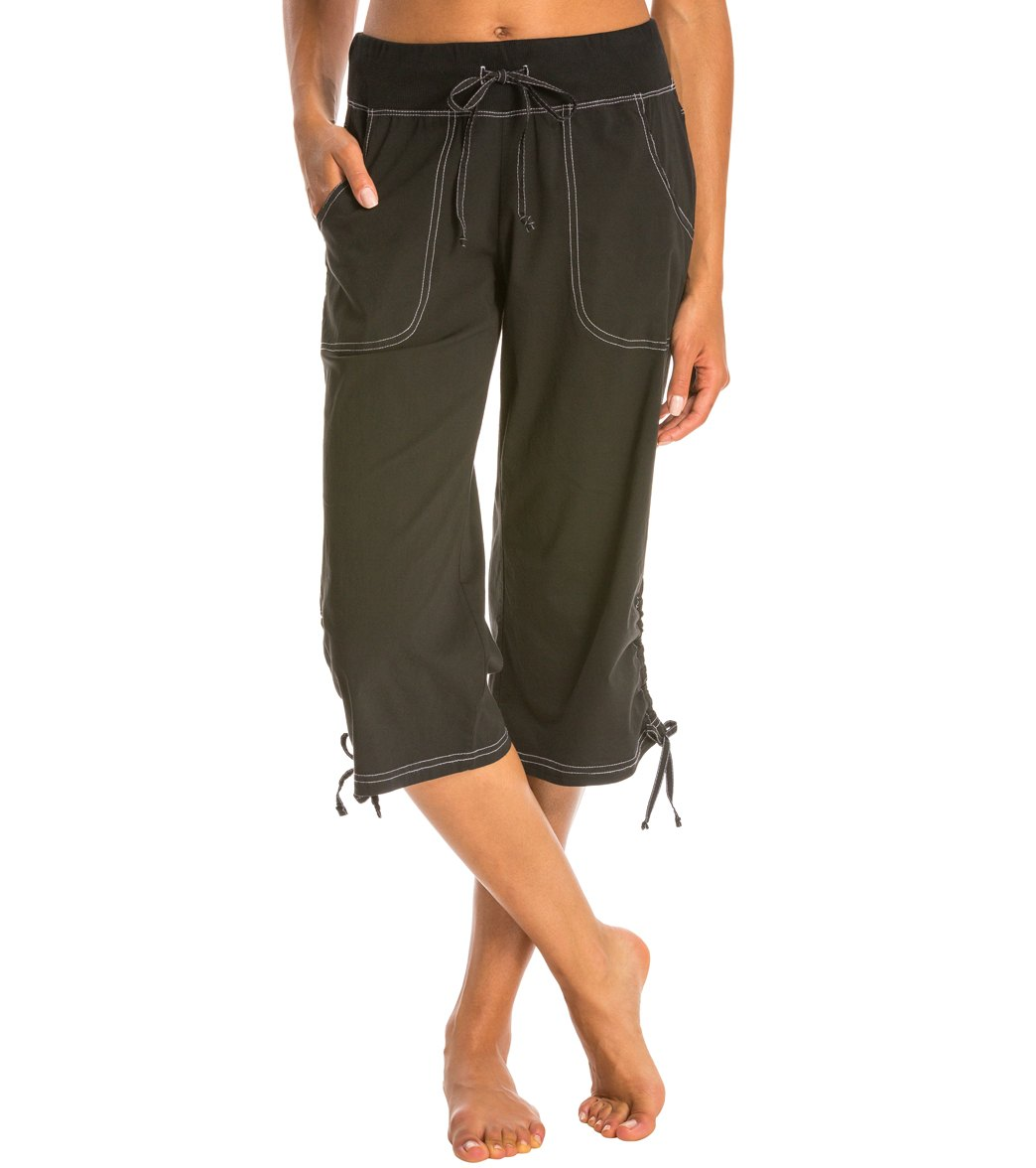 Pure Karma Loose Travel Capri At SwimOutlet.com