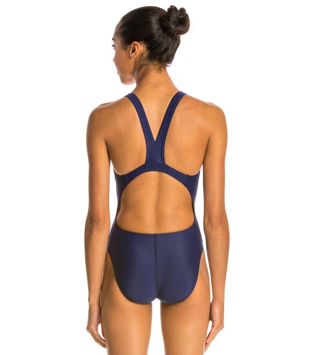 71fe5342ad Speedo PowerFLEX Eco Solid Super Pro Women's Swimsuit at SwimOutlet ...
