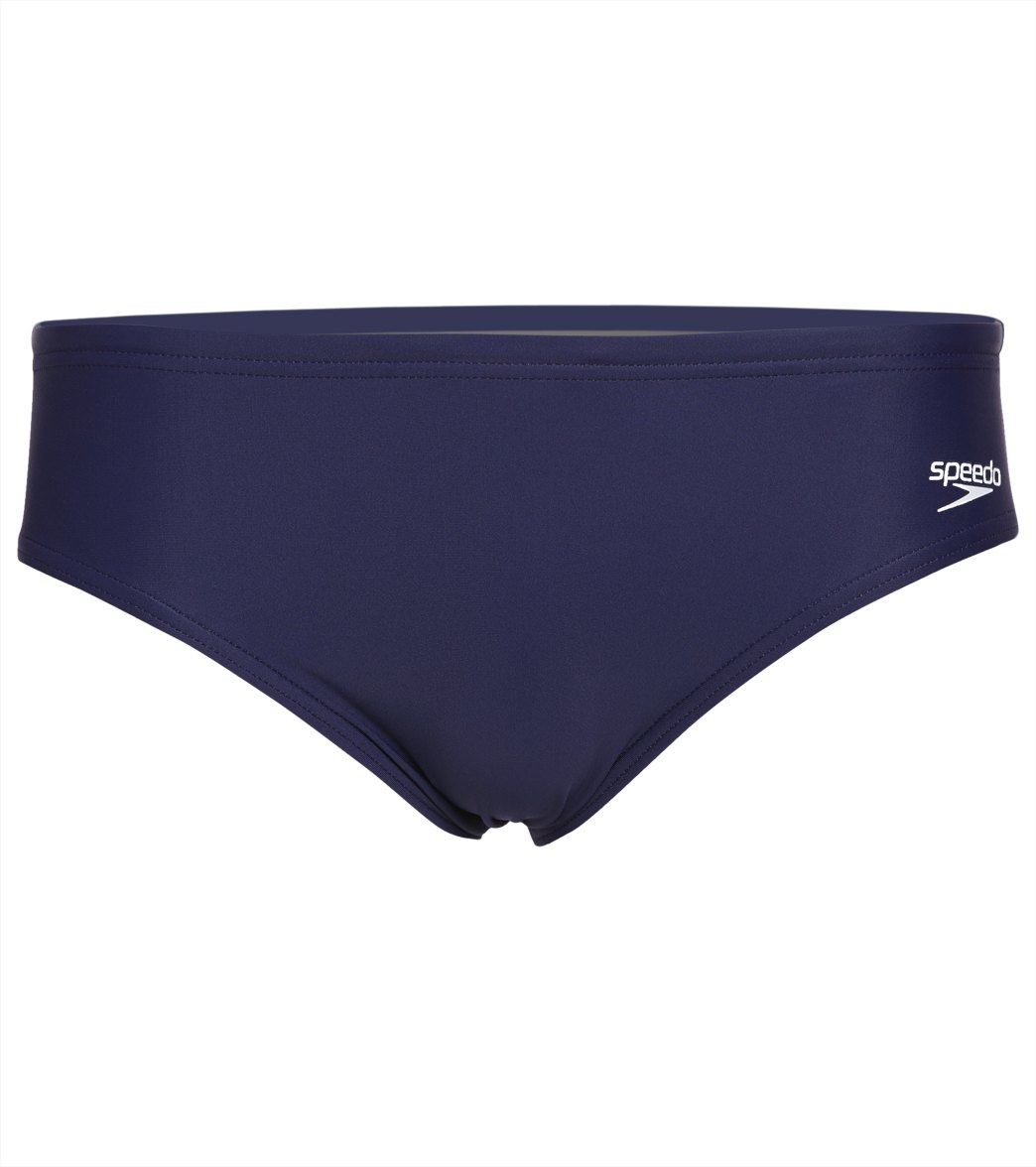 92bd9eaafe Speedo PowerFLEX Eco Solid Men's Brief Swimsuit at SwimOutlet.com