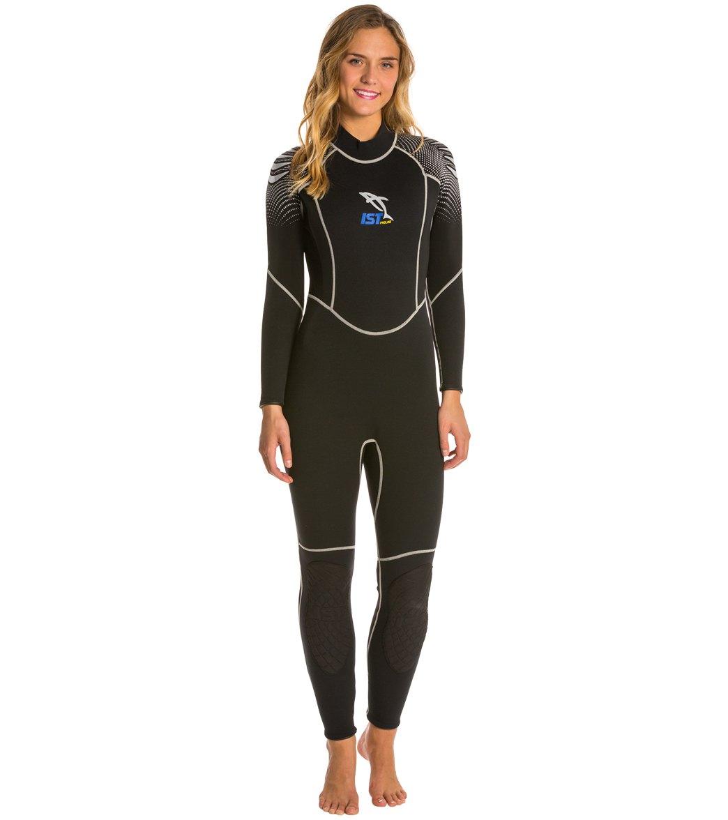 8c4c13d76f IST Flexus Women's 3mm Diving Wetsuit