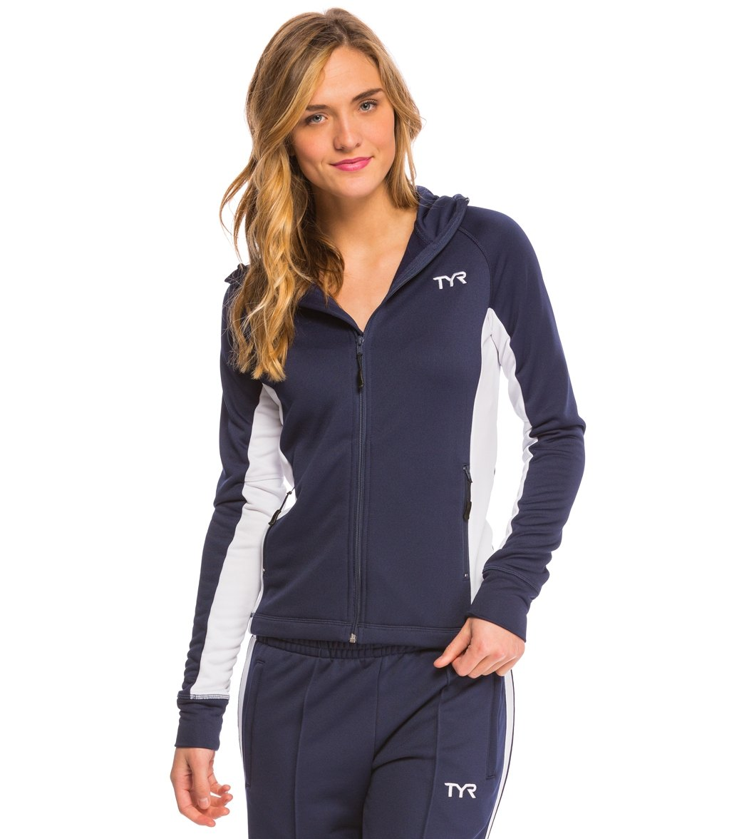Tyr Alliance Victory Women S Warm Up Jacket At Swimoutlet Com Free