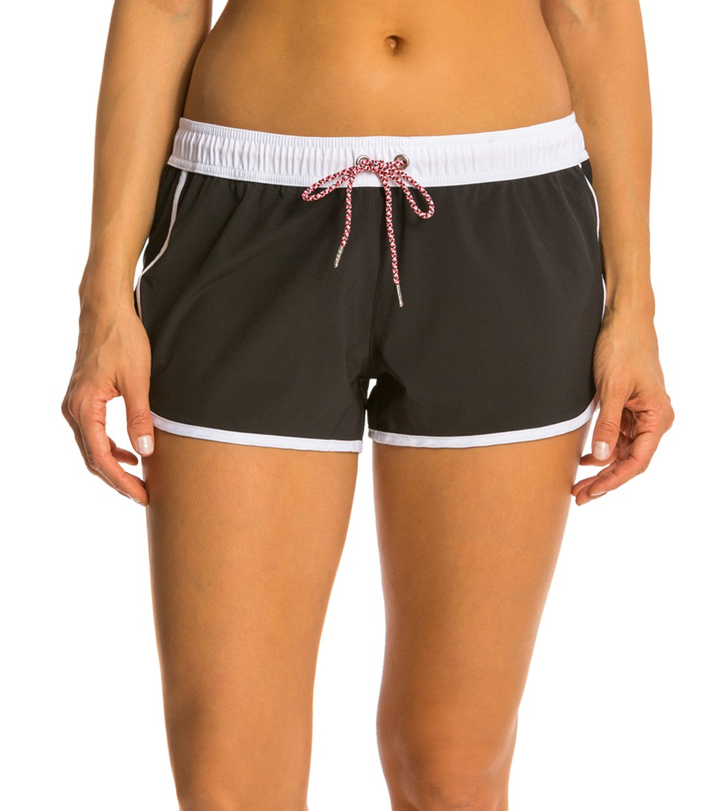 761c60cca3 Seafolly Women's Beach Runner Short Boardshort at SwimOutlet.com - Free  Shipping