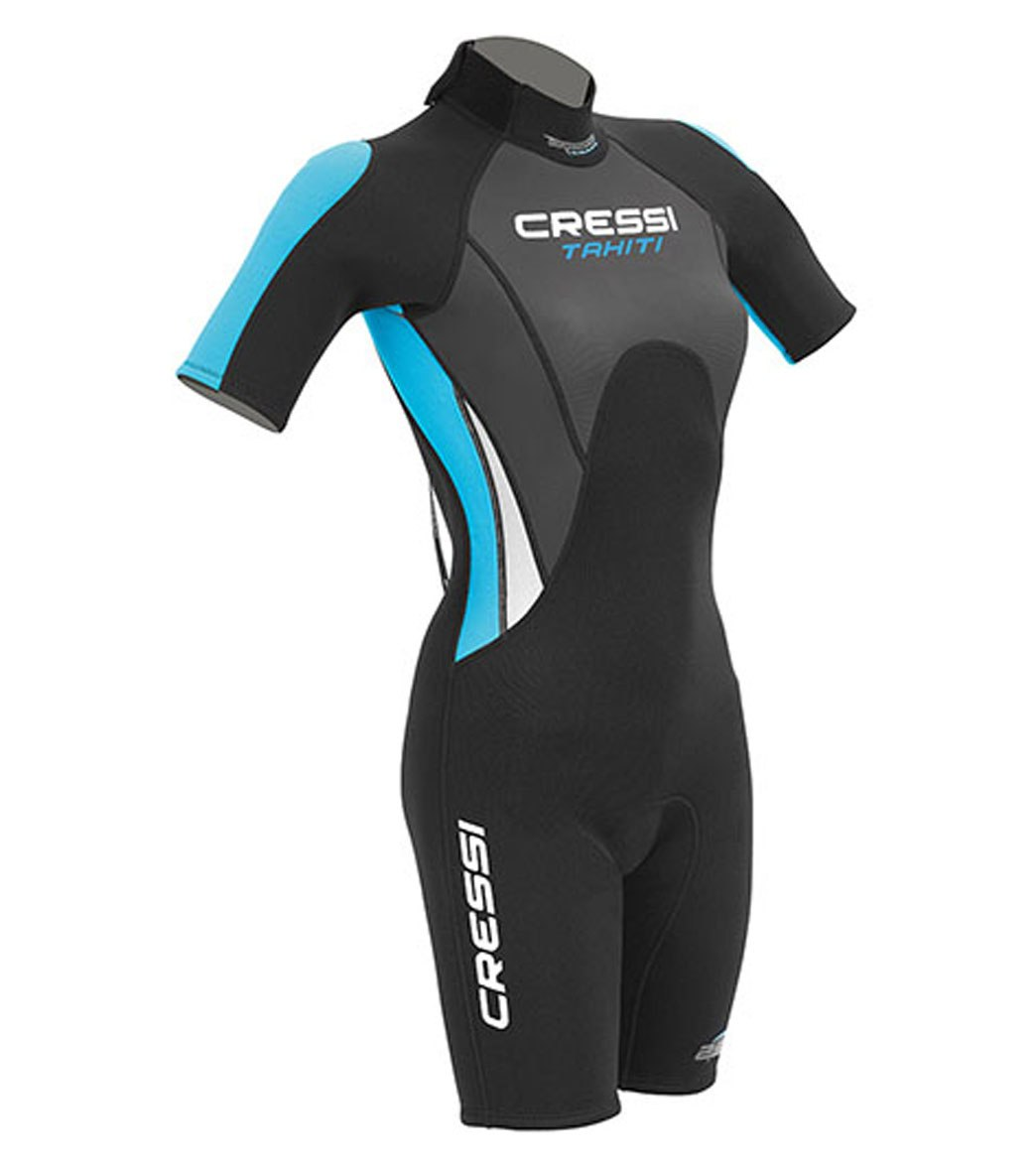 Cressi Women s Tahiti Shorty Wetsuit at SwimOutlet.com - Free Shipping 059822185