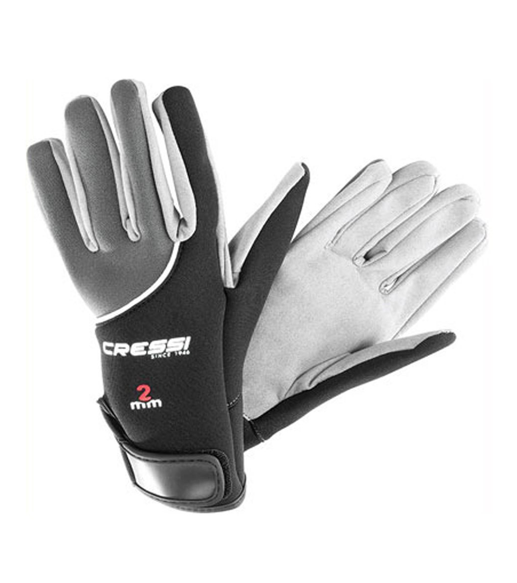 Sporting Goods Cressi 2mm Tropical Gloves In Short Supply
