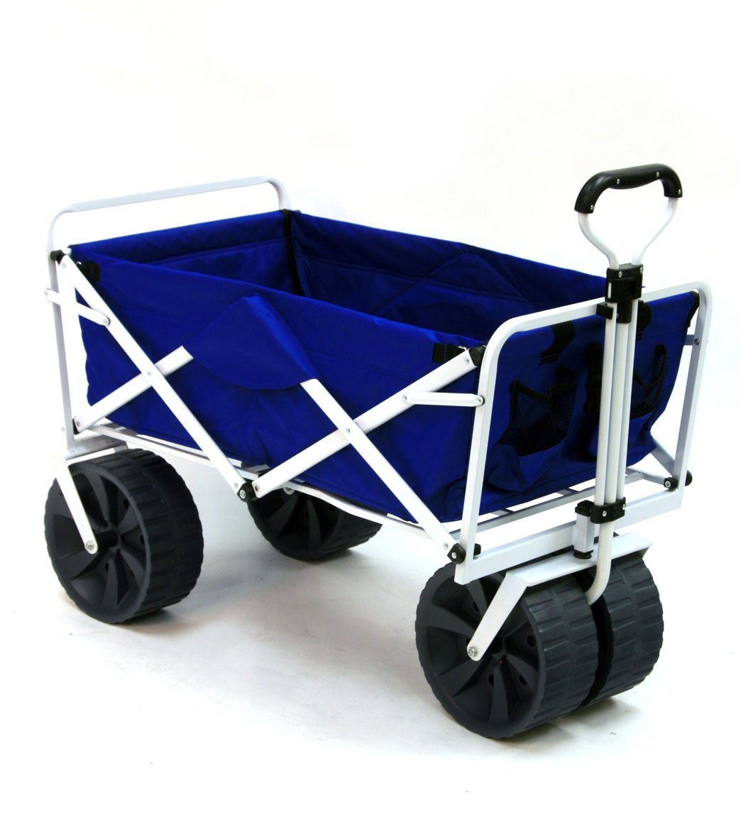 Mac Sports All-Terrain Collapsible Beach Wagon at SwimOutlet.com ... 8d269de88