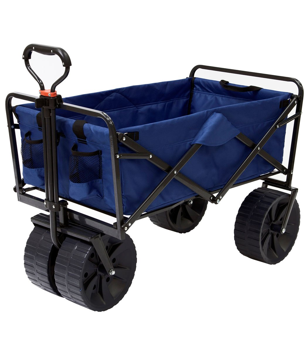 Mac Sports All Terrain Collapsible Beach Wagon