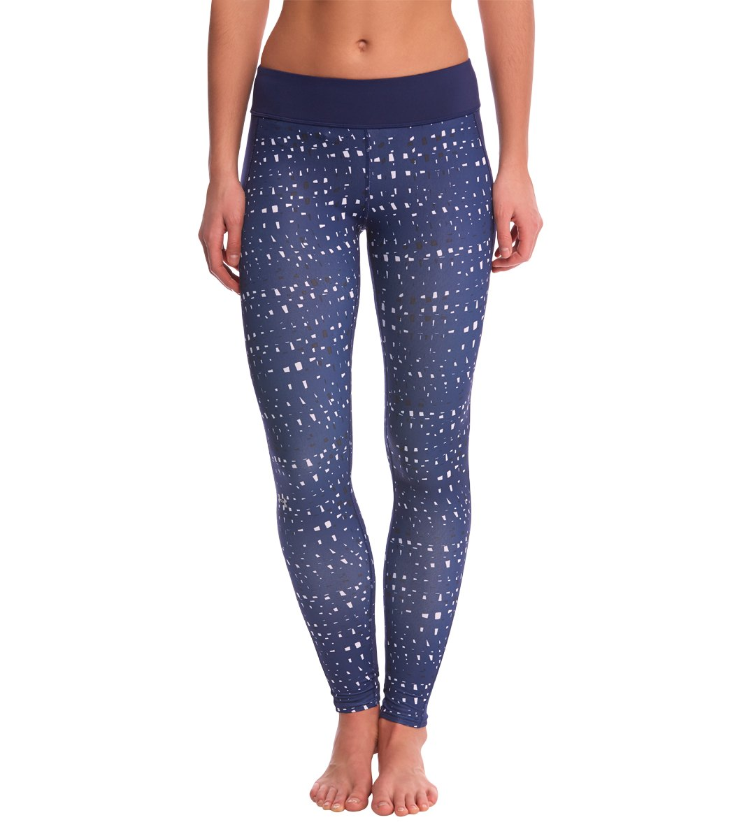 a11f940d4dbc8b Under Armour Women's Armour ColdGear Leggings (Printed) at SwimOutlet.com -  Free Shipping