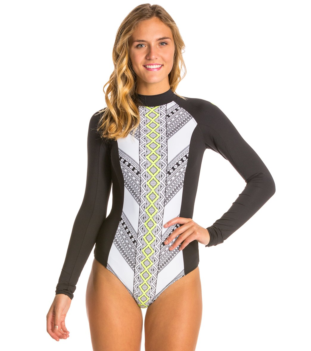 9010ede33b61 Rip Curl Gypsy Road L S Surf Suit at SwimOutlet.com - Free Shipping
