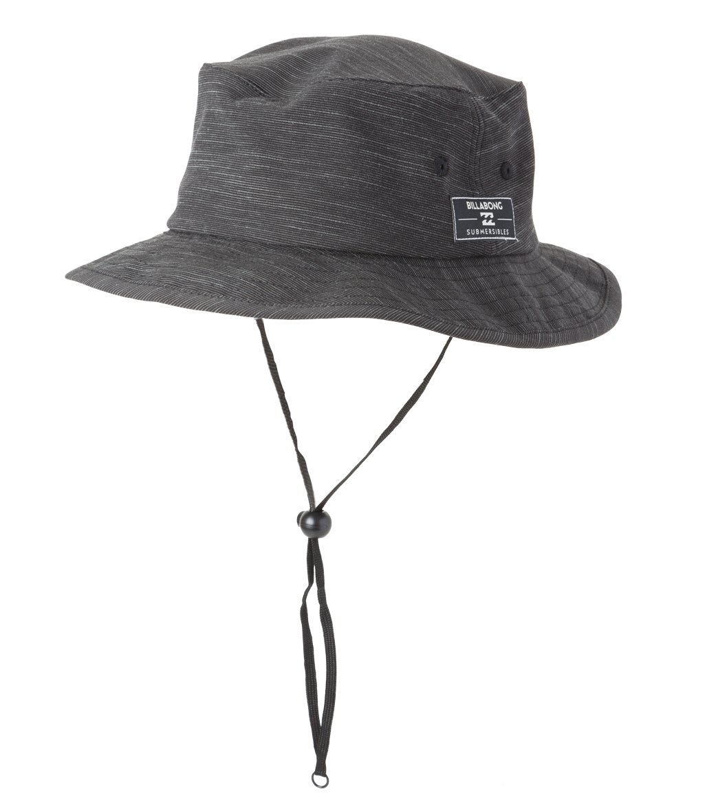 Billabong Men s Submersible Bucket Hat at SwimOutlet.com 334cd8d33508