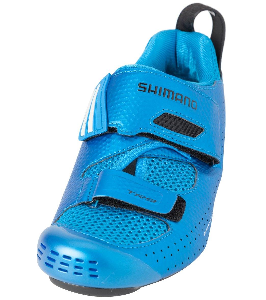 Shimano SH-TR9 blue - Triathlon Schuhe 46 pSW0NKQ