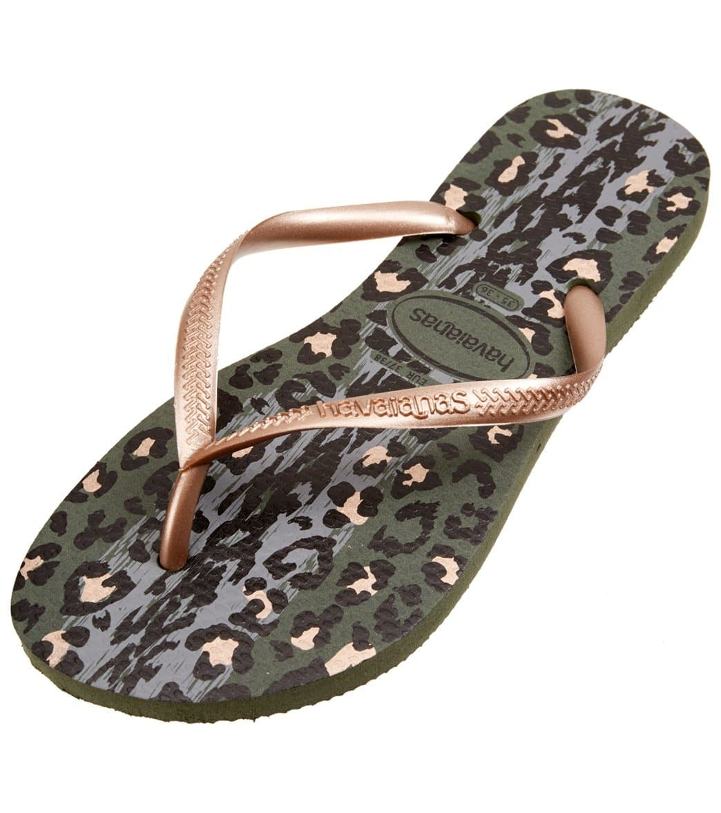 a1a08c932b1 Havaianas Women s Slim Animal Flip Flop at SwimOutlet.com