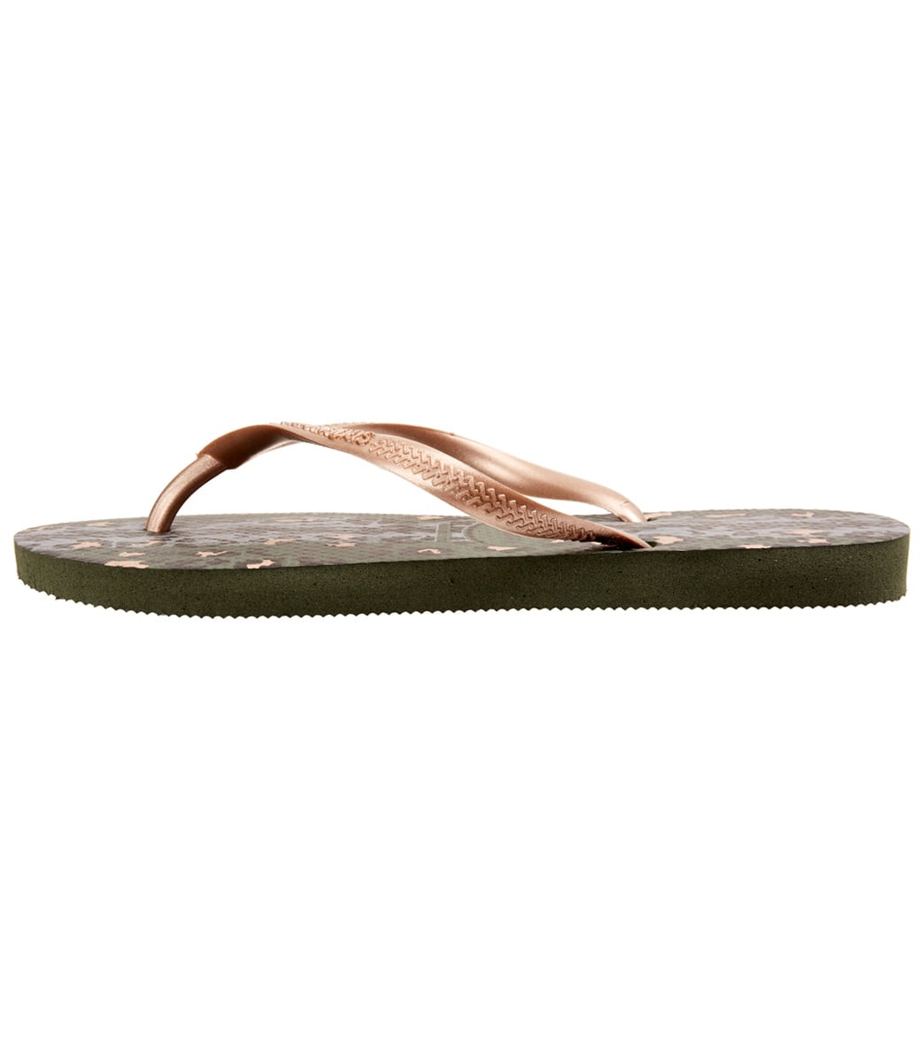 dfb7b55e0200 Havaianas Women s Slim Animal Flip Flop at SwimOutlet.com