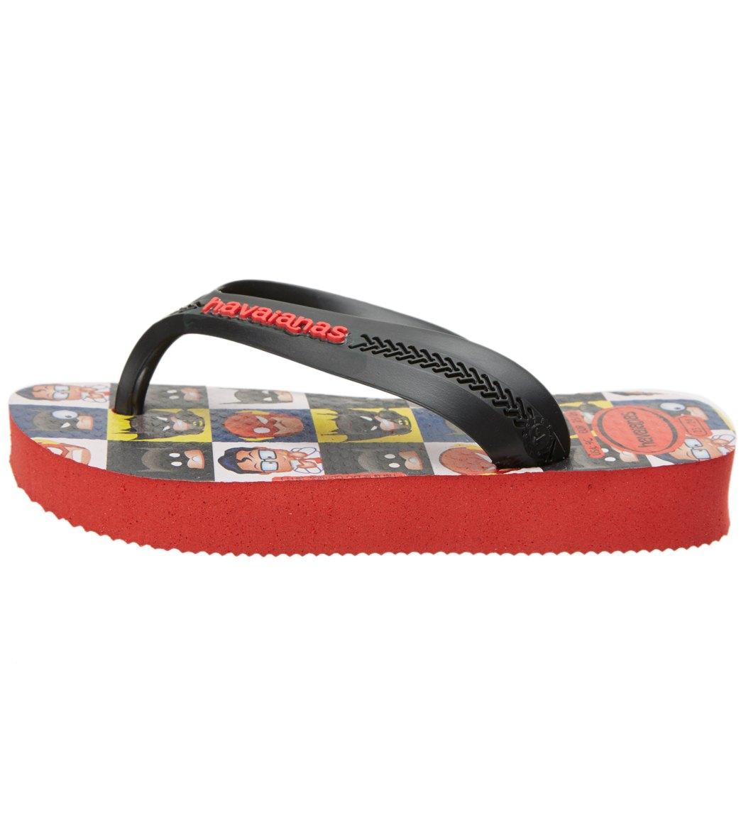 df1c29bc4954 Havaianas Boys  Max Hero Flip Flop (Toddler