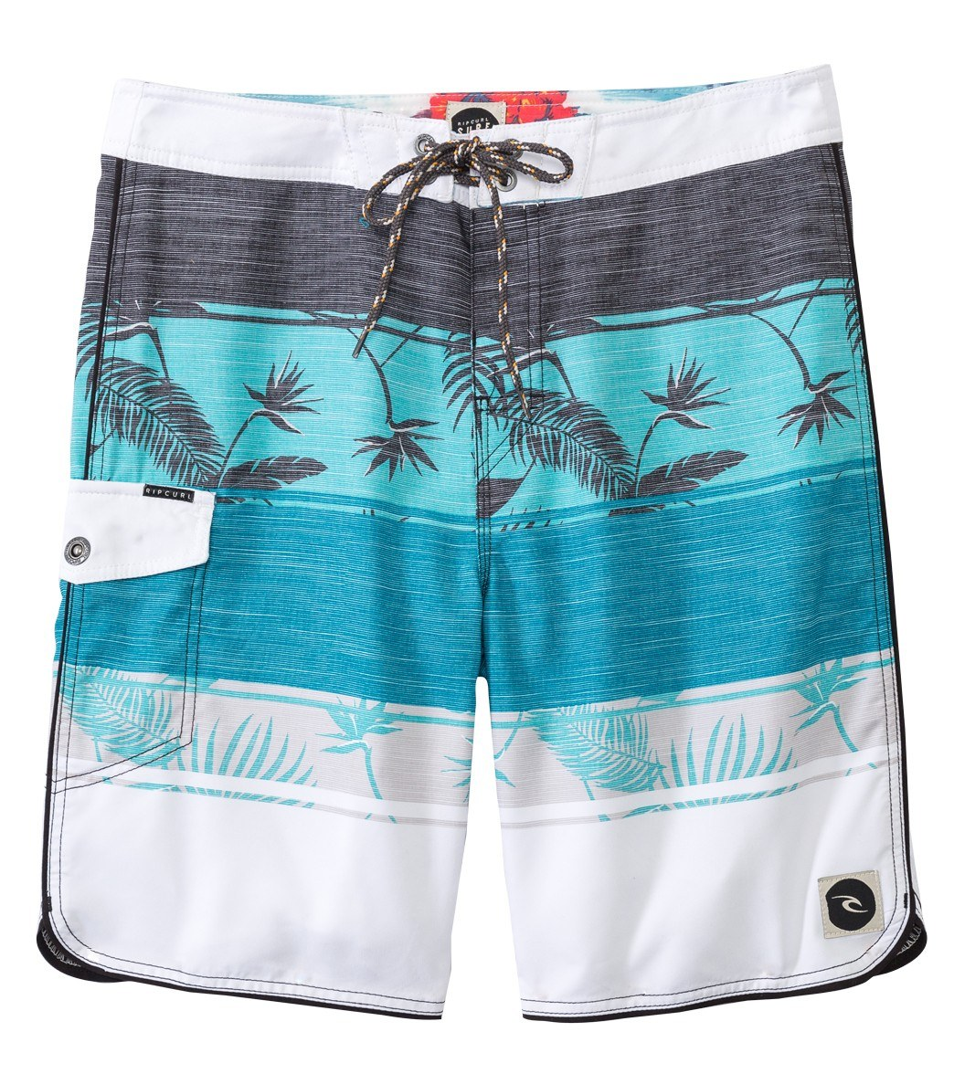 35a6d97acc Rip Curl Men's All Time Printed Boardshort at SwimOutlet.com