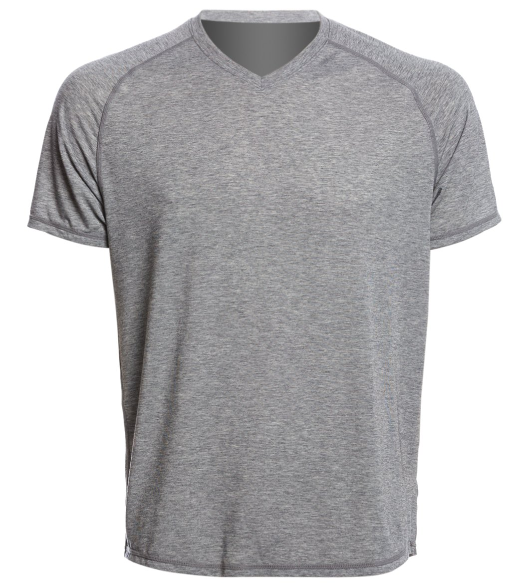 d8b2304243 Saucony Men's Freedom V-Neck Shirt