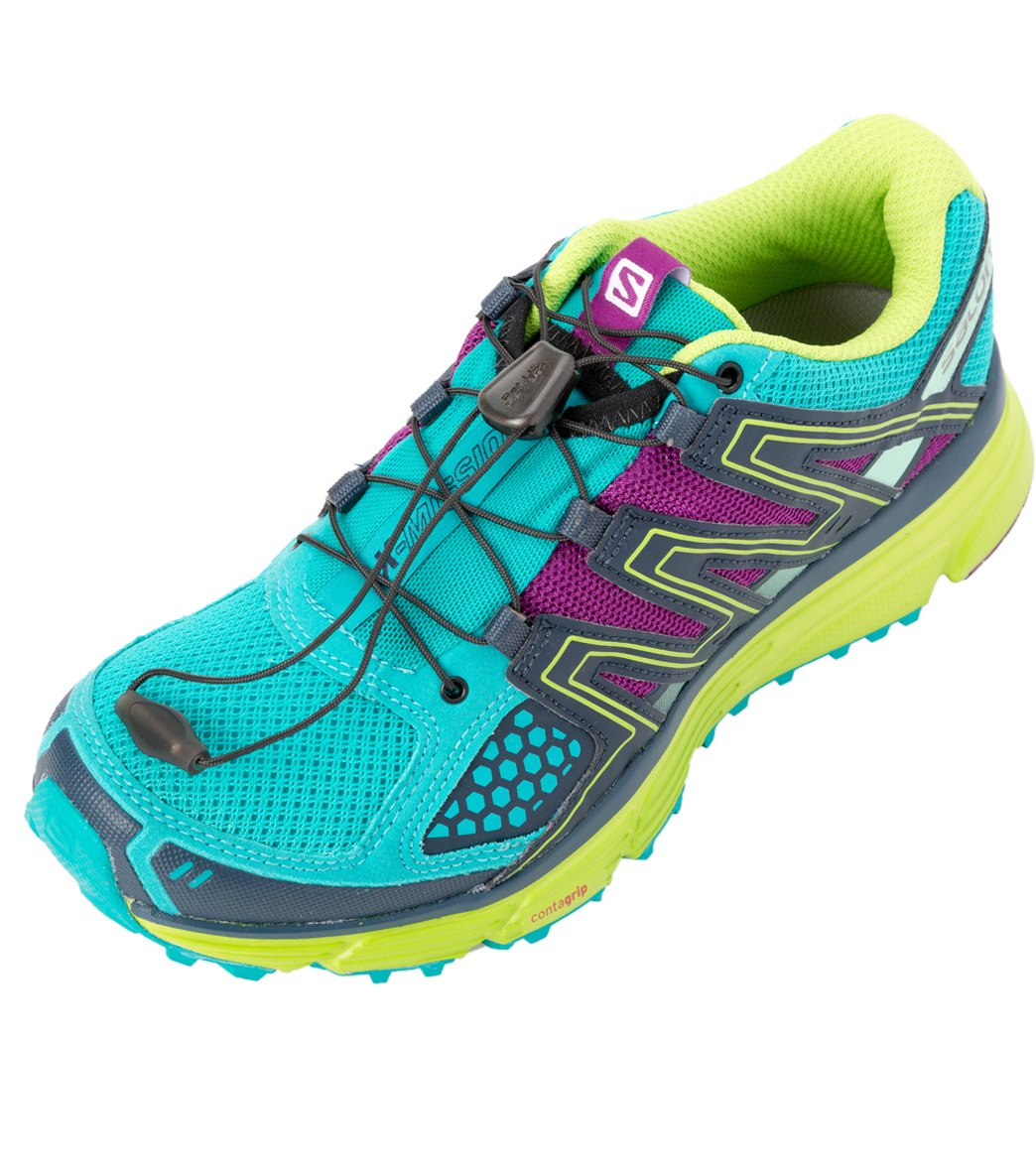 b2962f967fa1 Salomon Women s X-Mission 3 Running Shoes at SwimOutlet.com - Free Shipping