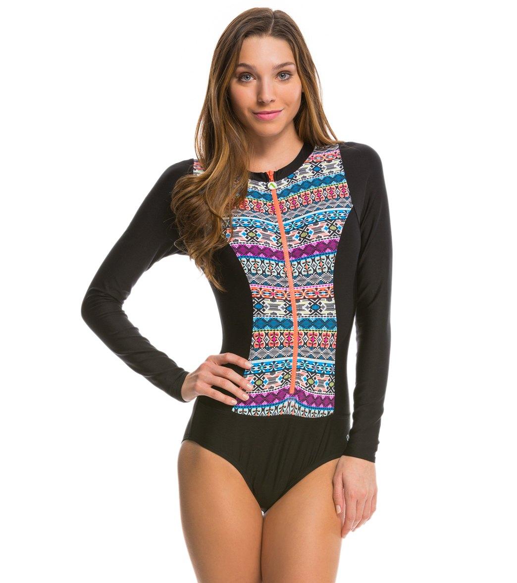 db0ff71de2 Next Find Your Chi L S Malibu One Piece Swimsuit at SwimOutlet.com ...