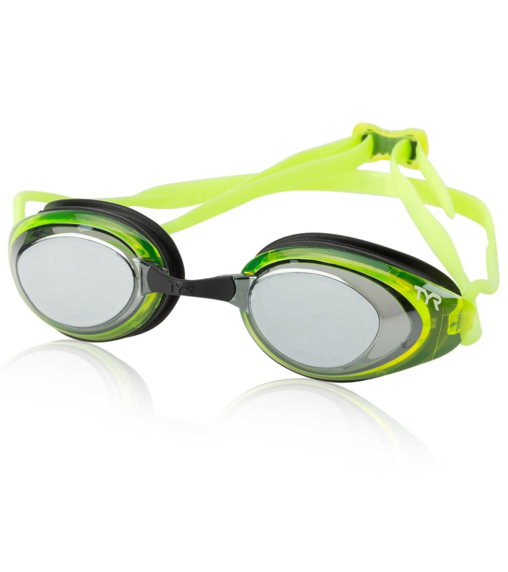 4b8dd371a1e TYR Performance Black Hawk Racing Polarized Goggle at SwimOutlet ...