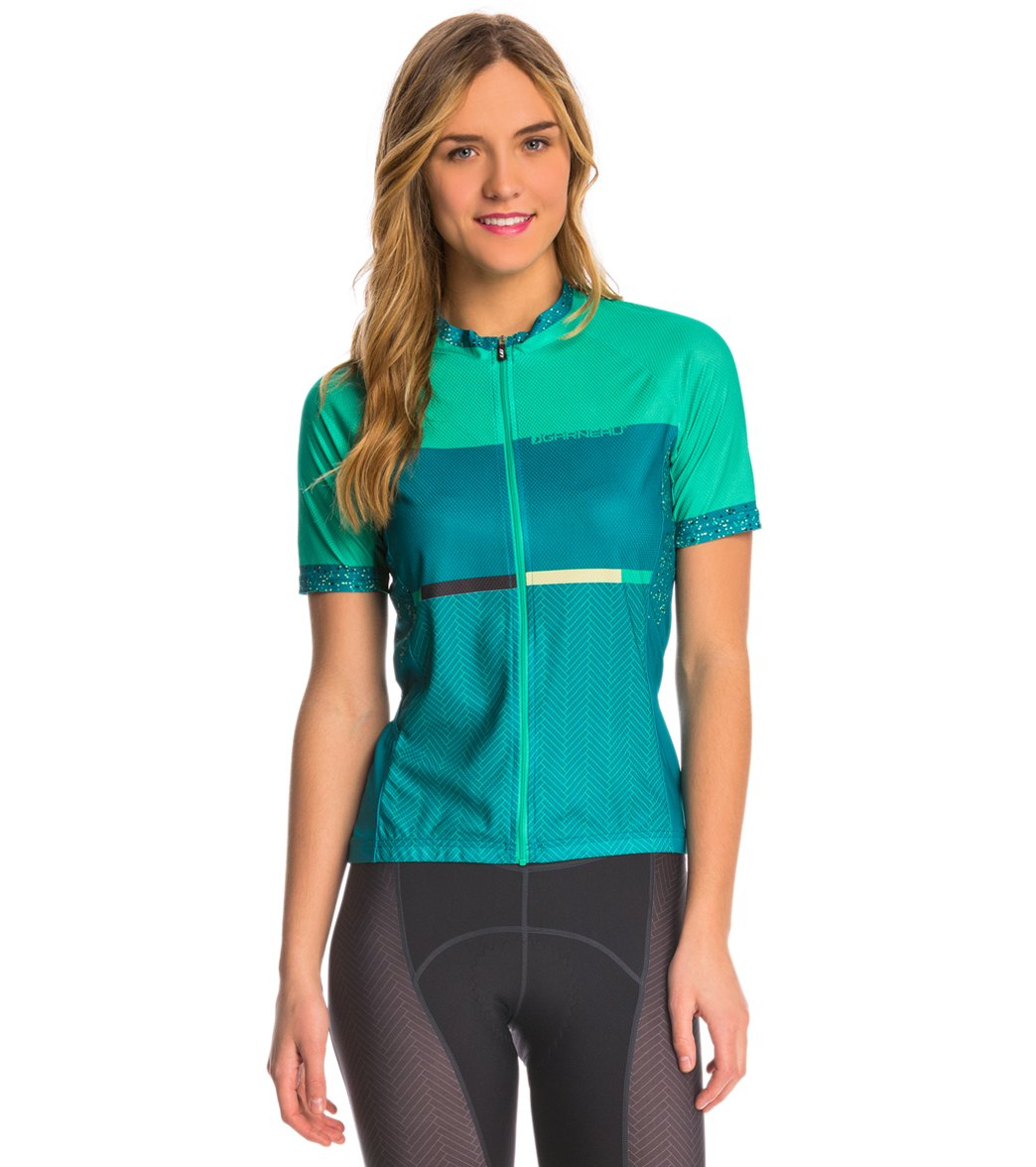 7b67af62d Louis Garneau Women s Equipe GT Series Cycling Jersey at SwimOutlet.com -  Free Shipping