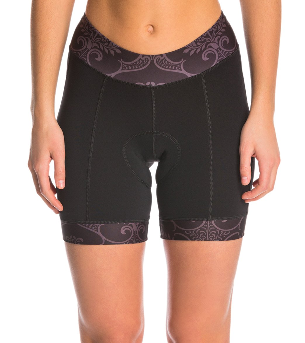 32f5c9f1c Shebeest Women s Triple S Ultimo Go For Baroque Cycling Shorts at ...