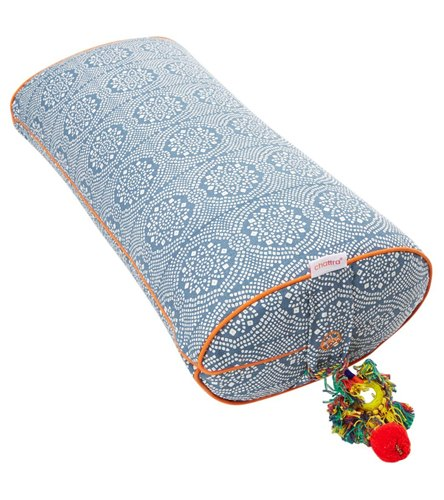 Chattra Oval Bolster At YogaOutlet.com