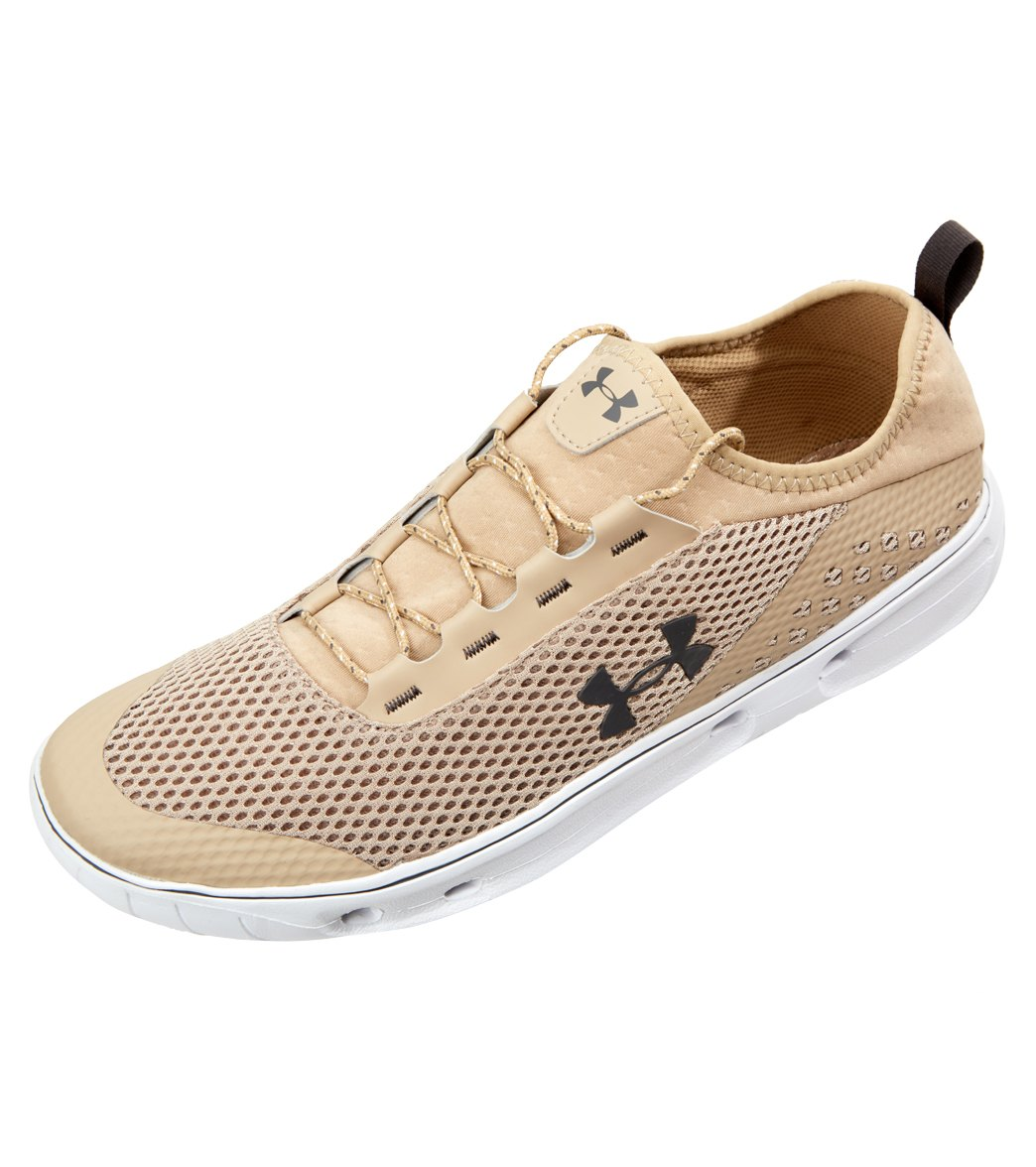 Under Armour Men\'s Kilchis Water Shoe at SwimOutlet.com - Free Shipping