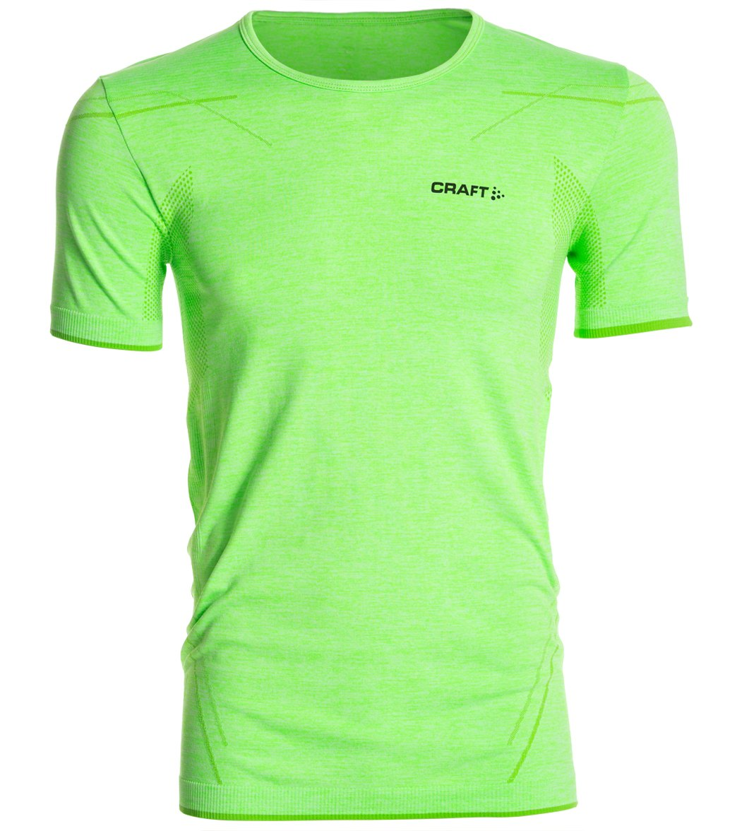 1c00daed341 Craft Men's Active Comfort RN SS Shirt at SwimOutlet.com - Free Shipping