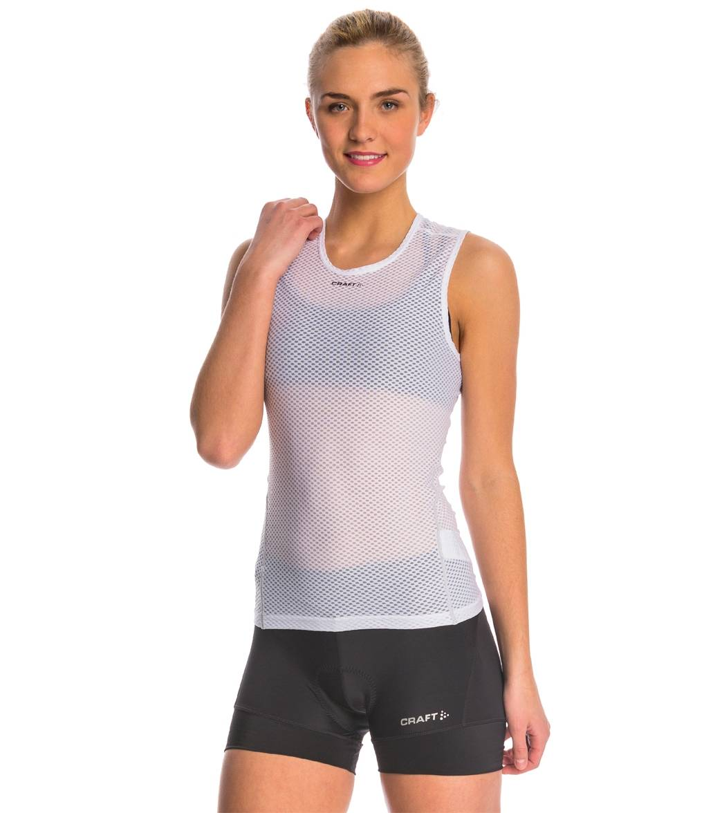 abf59b628aa72 Craft Women s Cool Mesh Superlight SL Base Layer at SwimOutlet.com ...