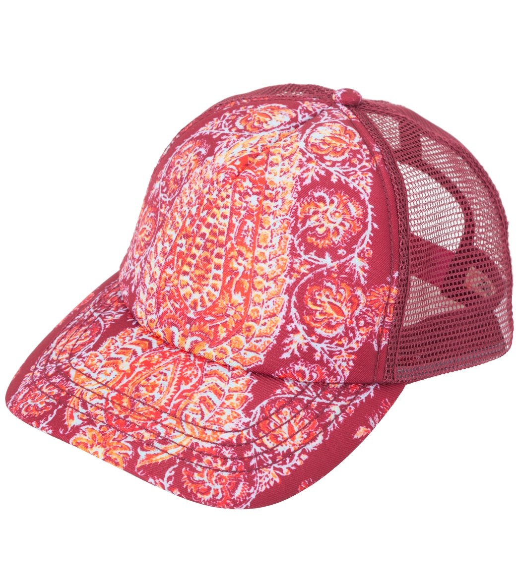 Billabong Joshua Tree Trucker Hat at SwimOutlet.com 77eebd85476a