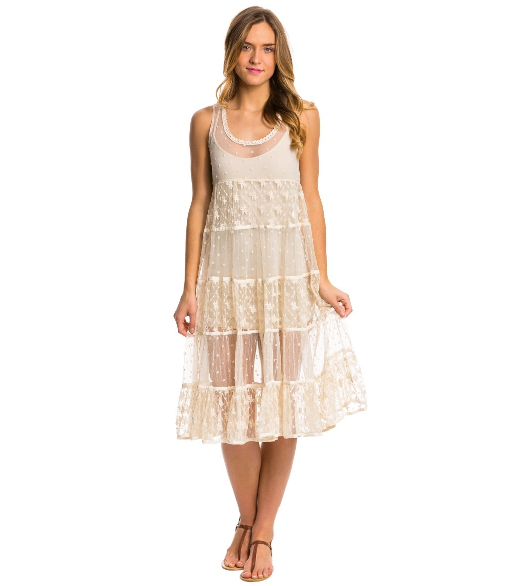 df38b993ee Billabong Chasaed By Gypsies Maxi Dress at SwimOutlet.com - Free ...