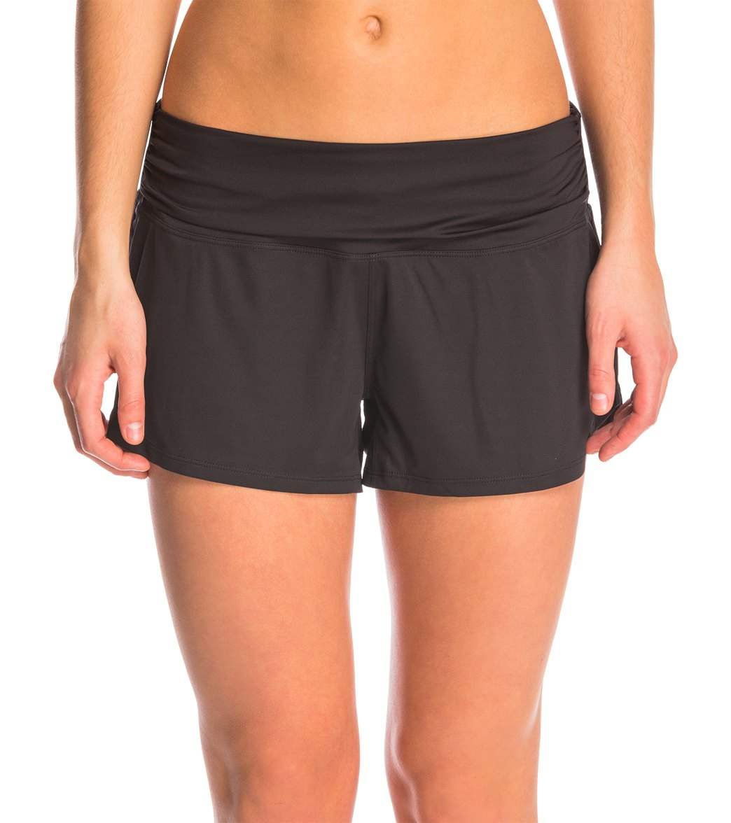 The North Face Women s Kickin Dust Shorts at SwimOutlet.com - Free Shipping ead6ac2bb