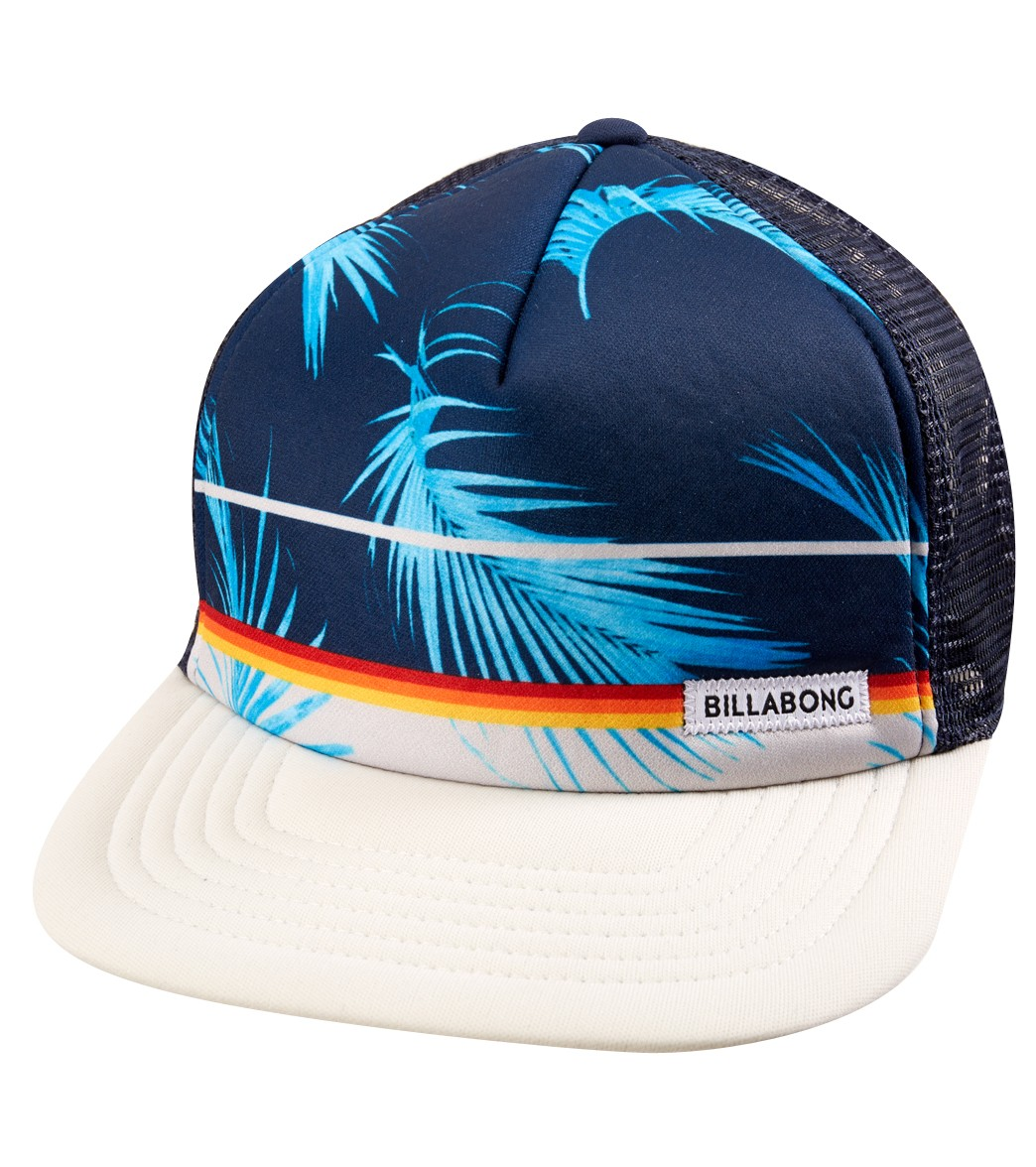 13c3f13f6d9 Billabong Men s Spinner Trucker Hat at SwimOutlet.com