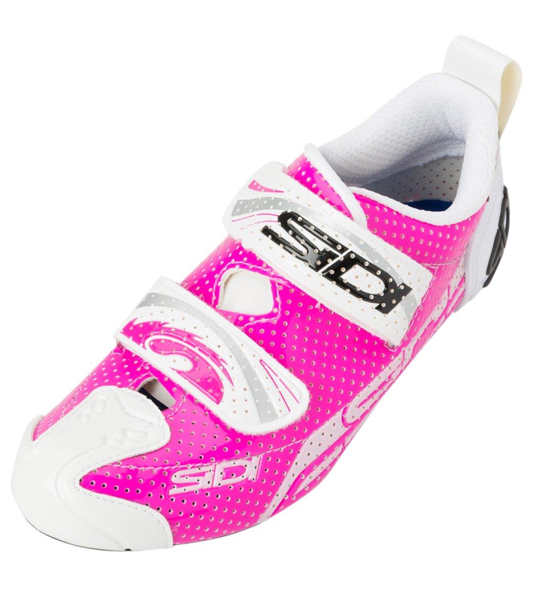 SIDI Women s T4 Air Carbon Tri Cycling Shoes at SwimOutlet.com - Free  Shipping 034c62de9