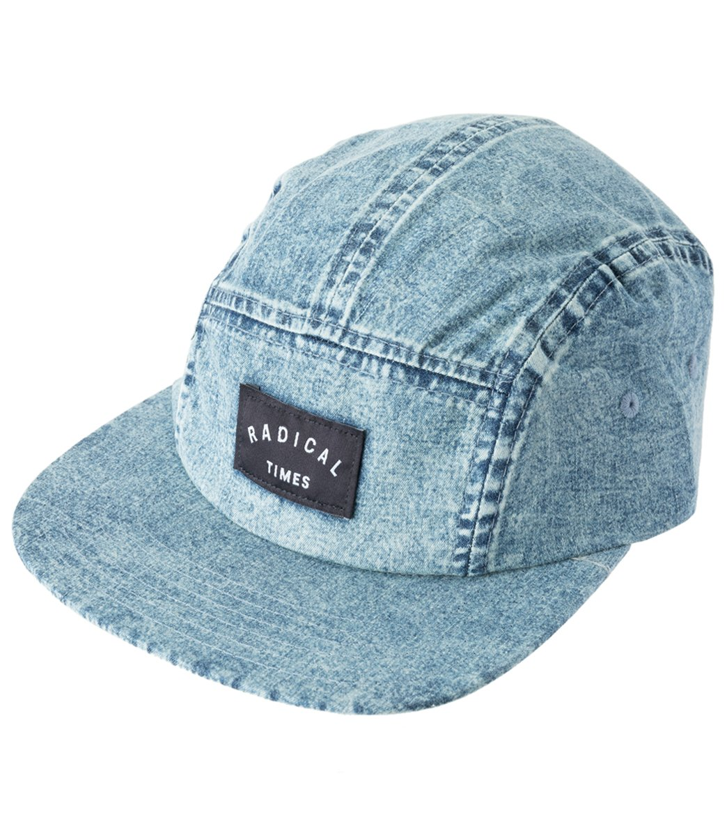 02cdc6925ea Quiksilver Men s Stay Radical Hat at SwimOutlet.com