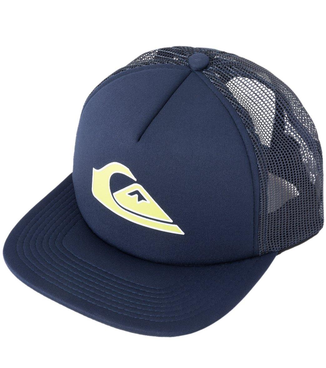 3768413406579 Quiksilver Men s Snapper Trucker Hat at SwimOutlet.com