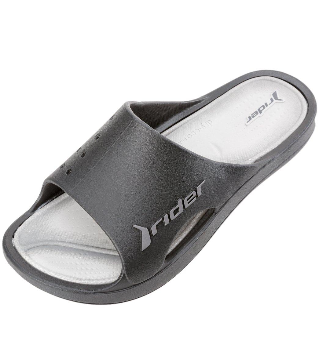 18ef78a6b433 Rider Men s Bay V Slide Sandals at SwimOutlet.com