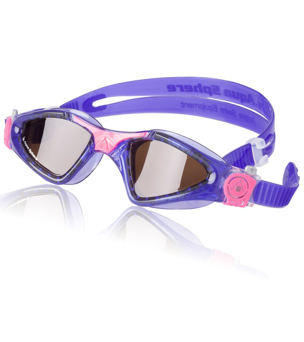 692a22a43b6 Aqua Sphere Kayenne Lady Polarized Lens Goggles at SwimOutlet.com - Free  Shipping