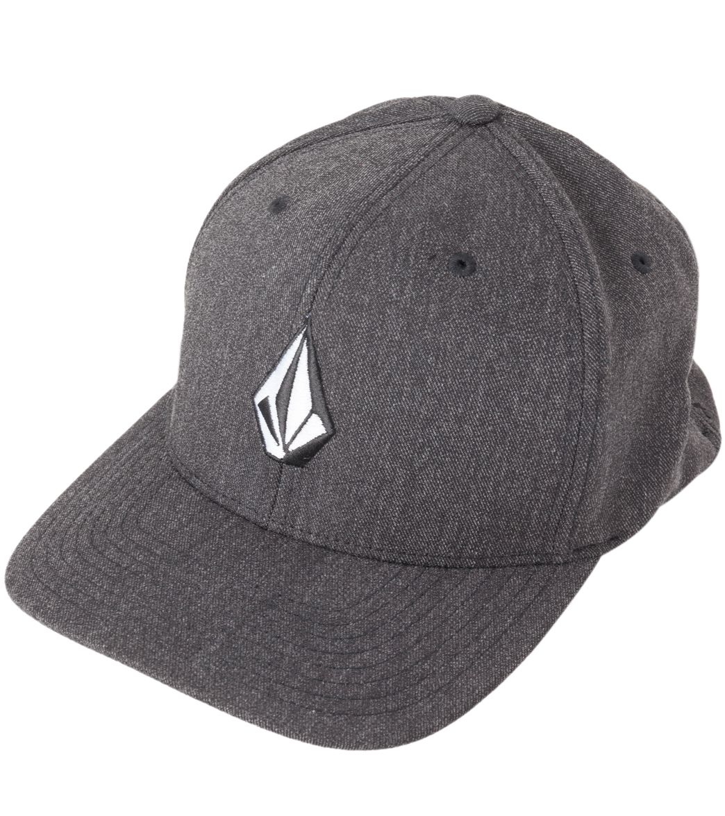 size 40 5fe11 f4fd6 Volcom Men s Full Stone Heather X-Fit Hat at SwimOutlet.com