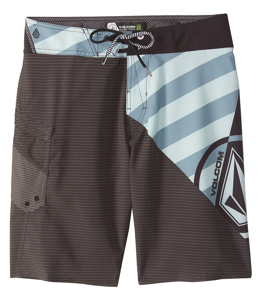 Volcom Men's Liberate Lido Mod Boardshort at YogaOutlet.com - Free Shipping