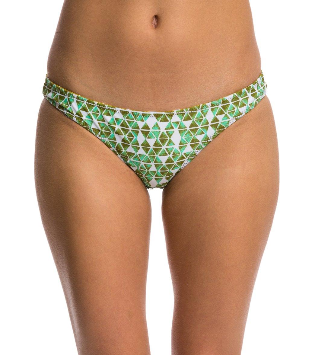 993803151a132 Volcom Swimwear Native Drift Reversible Tiny Bikini Bottom at ...