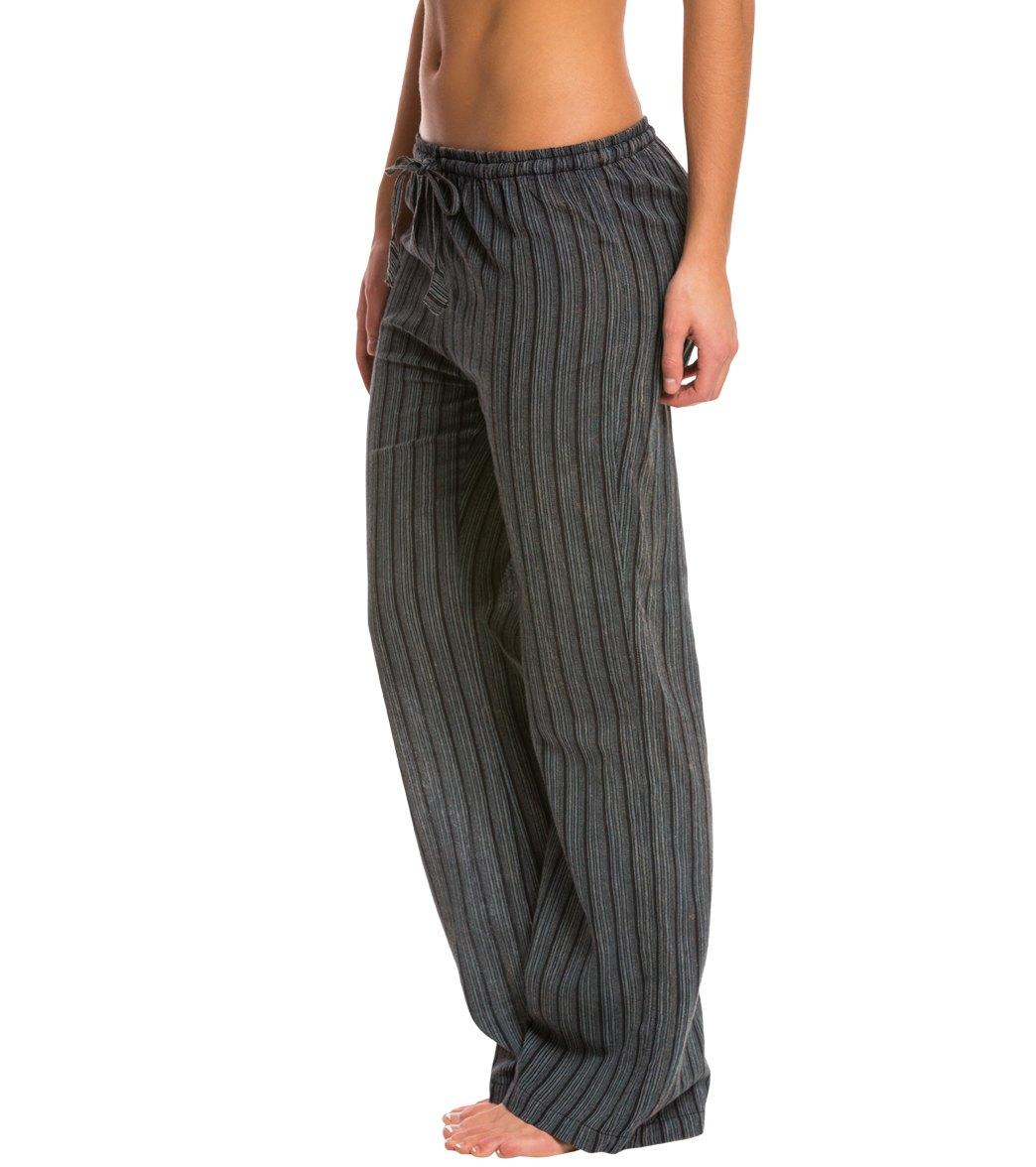 0a1d3da74f Yak & Yeti Cotton Yoga Pants at YogaOutlet.com