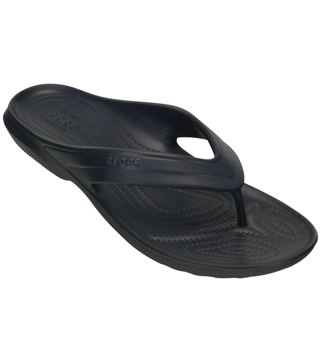5c27849b3db997 Crocs Unisex Classic Flip Flop at SwimOutlet.com
