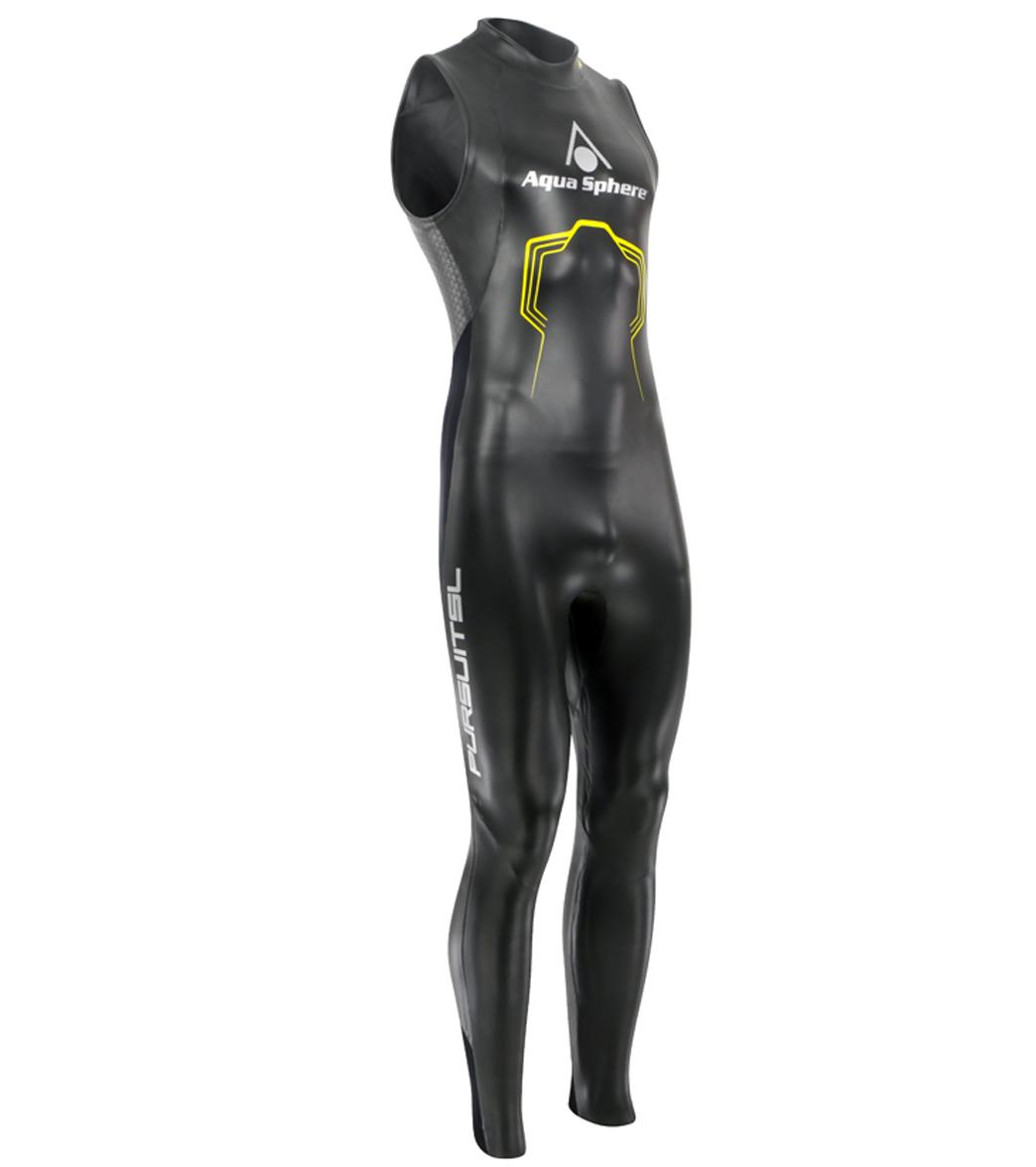 Aqua Sphere Men s Pursuit Sleeveless Tri Wetsuit at SwimOutlet.com ... fa2c46e1d