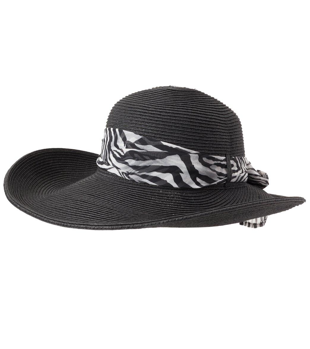 ff400b4a Sun N Sand Women's Paper Braid Hat at SwimOutlet.com