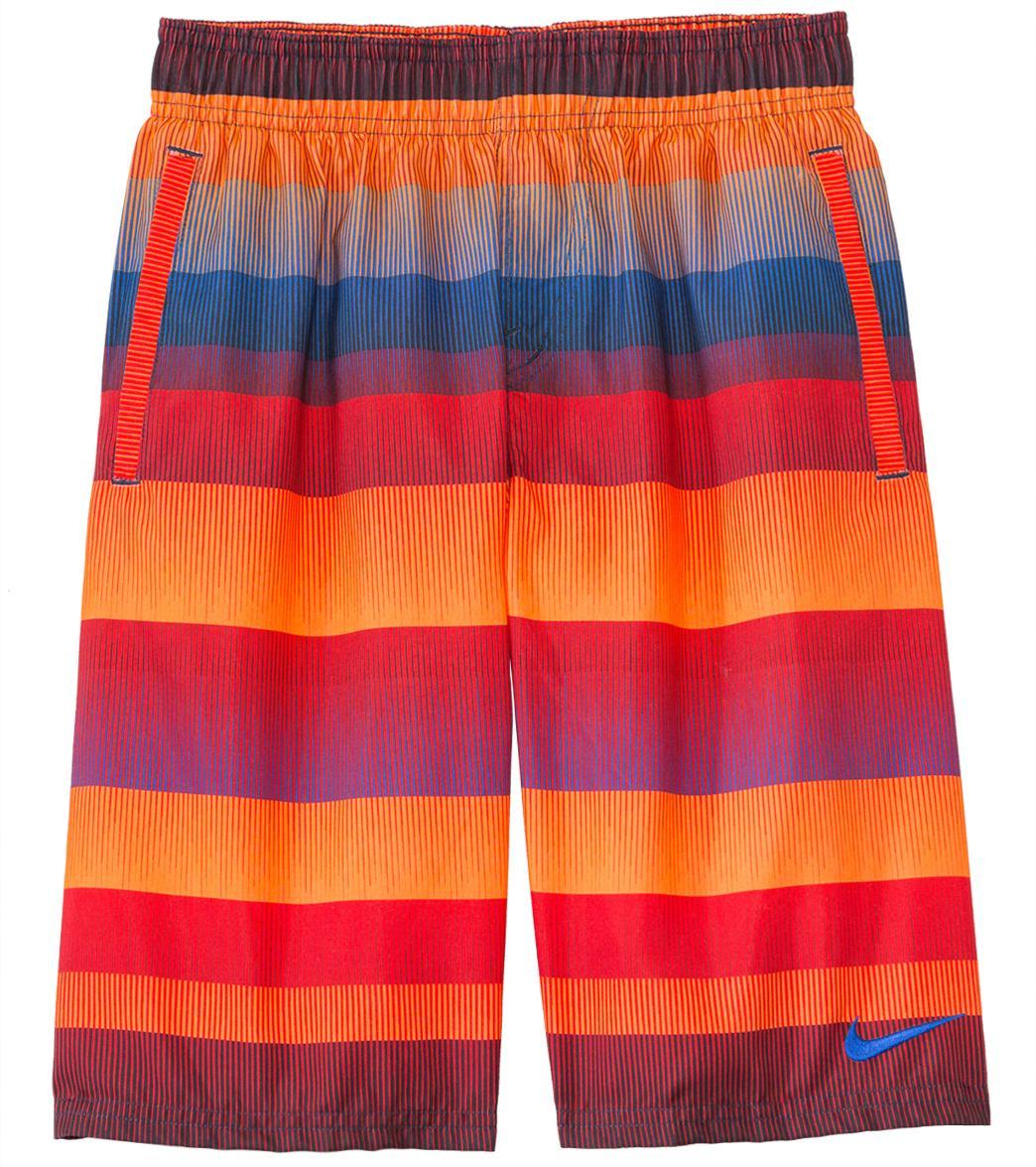 3e675d27a0 ... Nike Swimwear Boys' Optic Shift 9'' Volley Short (7yrs-18yrs). Share