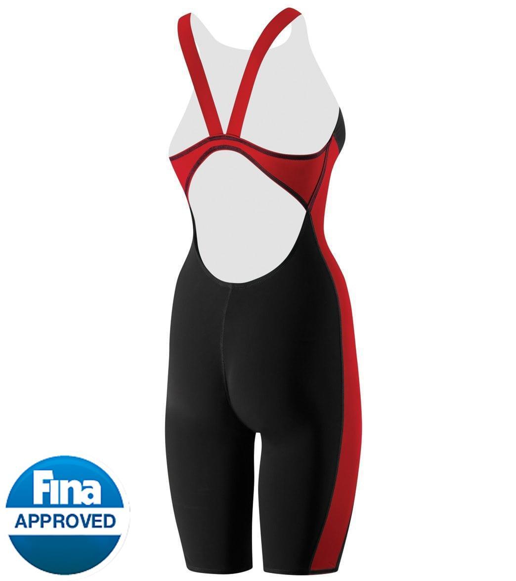9d1661832fea2 Speedo Powerplus Youth Kneeskin Tech Suit Swimsuit at SwimOutlet.com - Free  Shipping