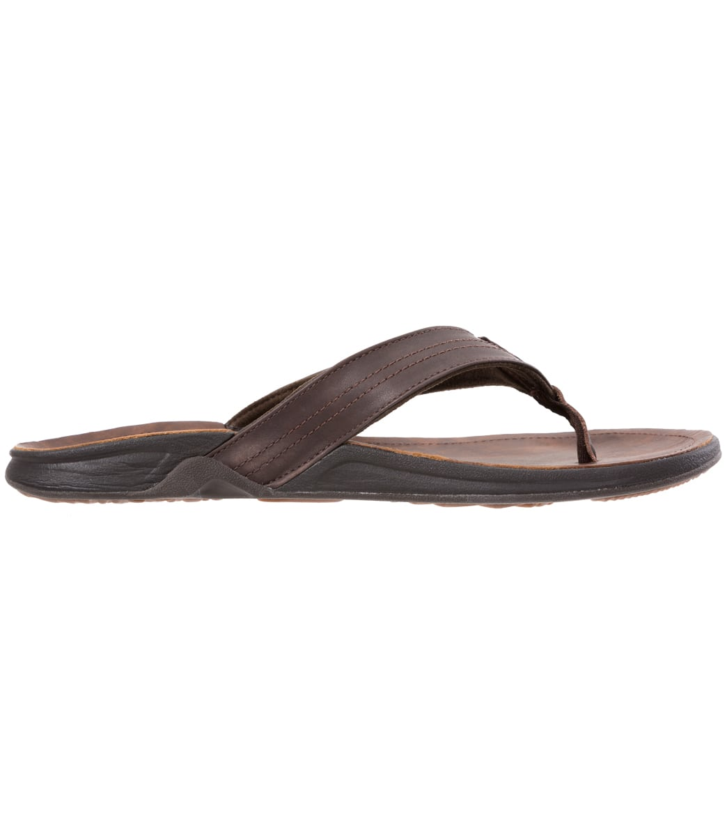 0dfc1ef6f Reef Men s J-Bay III Flip Flop at SwimOutlet.com - Free Shipping