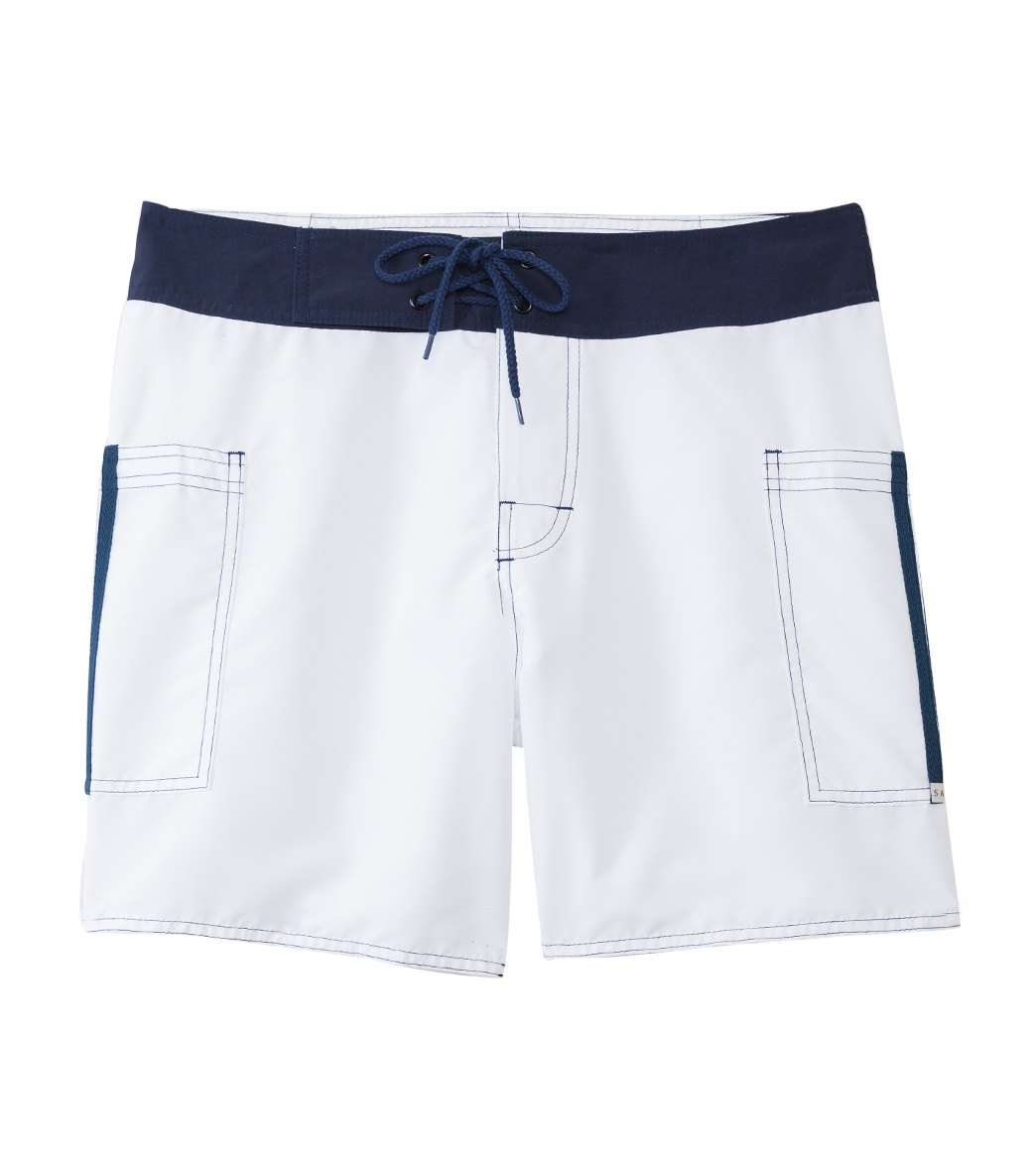 a1bc921a16 Sauvage Classic Contrast Waistband Boardshort at SwimOutlet.com - Free  Shipping