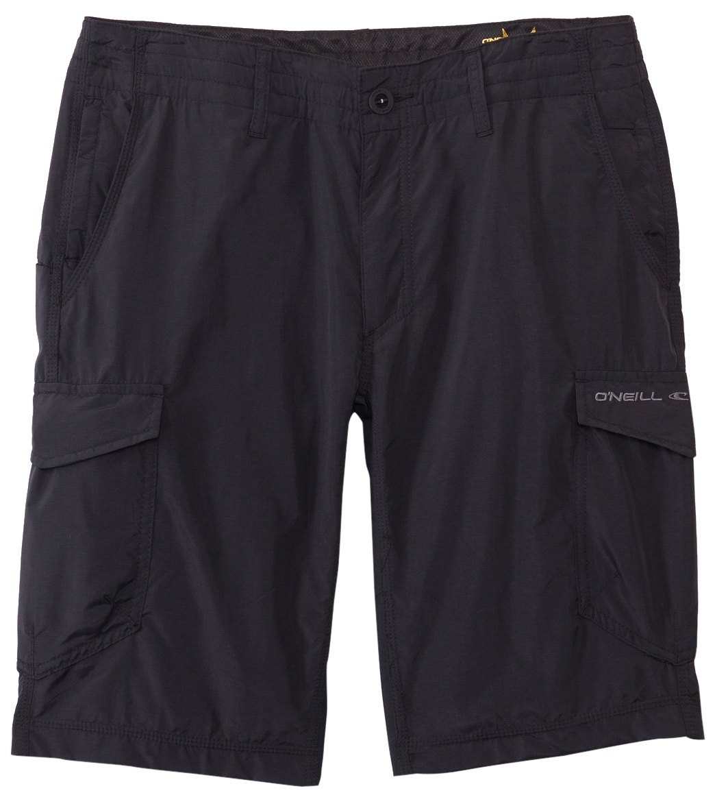 41f942ac07 ... O'Neill Men's Traveler Hybrid Cargo Walkshort Boardshort. Share